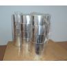 Buy cheap Silver Metal Foil Tape , Pressure Sensitive Tape For Carton Sealing from wholesalers