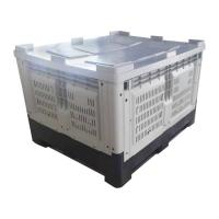 Buy cheap Collapsible Plastic Pallet Box from wholesalers