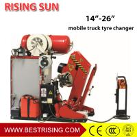 Buy cheap Mobile used heavy duty truck tire changer for sale from wholesalers