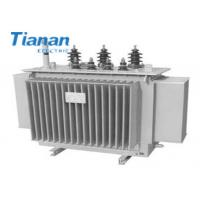 Quality Three Phase Oil Immersed Transformer / Multi Winding Oil Filled Transformer for sale
