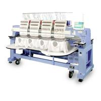 Buy cheap Cap And T - Shirt Multi Head Embroidery Machine Computer Controlled Highly Precision from wholesalers