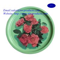 metal tray,  ice tray, gift tray,  tin tray ,fruit tray, metal beer tray, Kitchen tray, home tray from Goldentinbox.com Manufactures