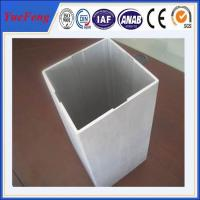 Buy cheap Extruded Aluminum Square Tube from China trustworthy Manufacturer from wholesalers