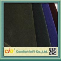 REACH Listed Custom Pvc Synthetic Leather Materials For Making Shoe , Abrasion Resistan Manufactures