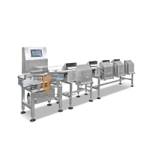 Buy cheap Food Grade Fruit Grader Conveyor Belt Weight Sorting Machine from wholesalers
