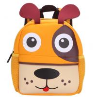 Buy cheap Hot sale, made in china Best gift 3d animal soft backpack neoprene SBR RB For Girls and boys,  nylon liner insided, from wholesalers