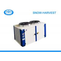 Buy cheap Fully Automatic Refrigeration Condensing Unit Cool Room Refrigeration Equipment from wholesalers