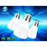 Buy cheap White LED Replacement Light Bulbs 9W , LED Lighting Bulbs E27 85LM - 95LM / W from wholesalers