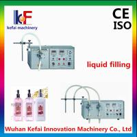 Buy cheap liquid mercury for sale filling machine from wholesalers