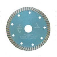 Buy cheap Diamond Turbo Wave Saw Blade For Cutting Granite from wholesalers