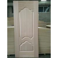 Wholesale 5 - 10% Moisture HDF Door Skin High Durabiloity Wood Veneer Door Skin from china suppliers