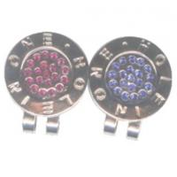 Buy cheap Golf Hat Clip/Ball Marker Brand Golf Products, Golf Premium, Gifts from wholesalers