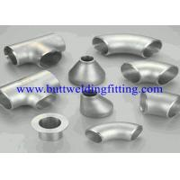 Buy cheap But Weld Fittings Lap Joint  Stub End  Super Duplex UNS S32760 F55 ASTM A182 F55 SA182 F55 DIN 1.4501 from wholesalers