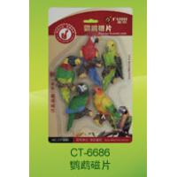 Buy cheap special fridge magnet for souvenir from wholesalers