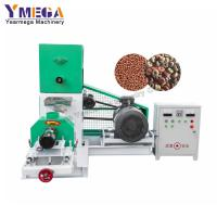 Buy cheap Sinking and Floating Fish Feed Pellet Machine with good price from China from wholesalers