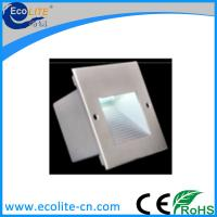 China 2016 6w stainless steel LED wall light IP65 interior led wall light/ led step light on sale