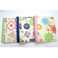 Buy cheap Flowers 3 holes punch documents Paper Binder for report holding 10.20 x 11.65 from wholesalers