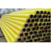 Buy cheap API 5L / API 5CT Yellow Foamed Insulation Steel Pipe For Oil or Gas Pipeline from wholesalers