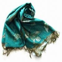 Wholesale Cashmere-like Scarf, Available in Various Styles and Colors, Customized Specifications are Accepted from china suppliers