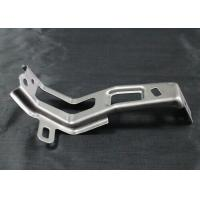 Buy cheap Received 2D / 3D Precision Metal Stampings Carbon Fiber With Silver - Plated from wholesalers