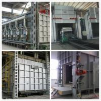 Buy cheap High Power Electric Resistance Furnace Heat Treatment 11 Ton Loading Capacity from wholesalers