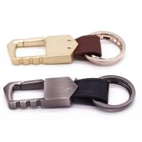 Buy cheap Elegent Promotion Metal Key Ring , Personalized Gift Custom Metal Keyrings from wholesalers