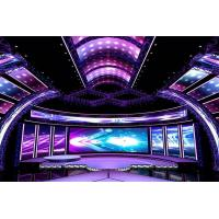 Buy cheap SMD DIP  Advertising Indoor Led screens display HD Stage Panel For Concert from wholesalers