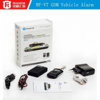 Buy cheap RF-V7 Power saving long battery life gps tracker Low battery alert gps tracker with sim card from wholesalers