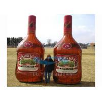 Wholesale Colorful Giant Inflatable Beverage / Inflatable Product Replicas With Digital Printing from china suppliers