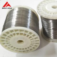 Wholesale 0.8mm 1mm Pure Titanium Wire Coil Straight AWS A5.16 Machined Finish from china suppliers