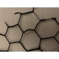 Buy cheap Galvanised Or PVC Coated Hex Gabion Wire Mesh For River Bank Protecting from wholesalers
