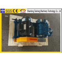 Wholesale Sewage Treatment 3 Lobe Roots Blower / Belt Drive High Pressure Roots Blower from china suppliers