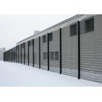 Buy cheap 358 high security fence mesh fence price clearvu anti climb fence price malaysia from wholesalers