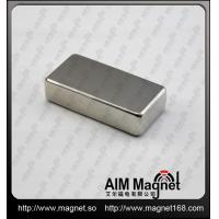 Buy cheap Sintered Strong bonded ndfeb magnet from wholesalers