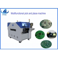 Buy cheap CCC 70000CPH LED Pick And Place Machine SIRA Electric Clamping from wholesalers