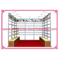 Buy cheap Standard 10x10 Craft Fair Booth Display With Aluminum Extrusion from wholesalers