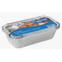 Buy cheap Large Foil Container with Lids  KCF2 from wholesalers