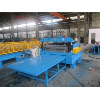Buy cheap Automatic Wire Cut To Length Machine 0.3-1.5mm Thickness 20GP Container from wholesalers