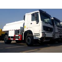 Wholesale 2 Axles Oil Tanker Truck 10CBM Tank Volume 4600mm Wheel Base 80R22.5 Tire from china suppliers
