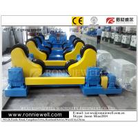 Auto Pipe Welding Positioners Self Aligned , Welding Manipulators Manufactures