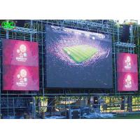 Buy cheap HD P3 outdoor rental commercial led display board , events led display from wholesalers