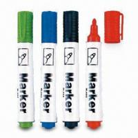 Wholesale Permanent Marker, Different Colors are Available from china suppliers