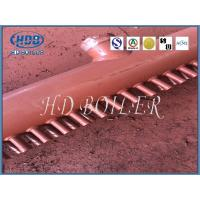 Buy cheap Steel Manifold Headers Boiler Replacement Parts For Steam Boilers With Welded Ends from wholesalers