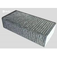 Wholesale Rectangle Grey Limestone Paving Block Chiselled Surface For Walkways / Driveways from china suppliers