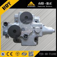 Buy cheap PC200-7,PC300-6 engine 6D102 parts komatsu parts 723-40-71102 PC200-7  decompression valve,valve ass'y for Komatsu from wholesalers