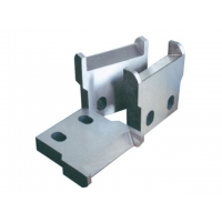 Buy cheap High temperature Continuous Bar Mills Flying Shear Blade H13K from wholesalers