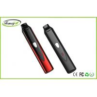 Dry Herb E Cig , 2200mah Herbal Titan Vaporizer With Three Fahrenheit Degrees Adjustable and Black Color Manufactures