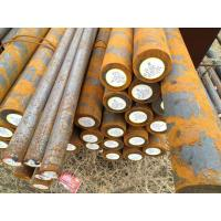 Buy cheap DIN 1.7147 20MnCr5 alloy Steel Round Bar 3 - 12m Length MTC ISO SGS from wholesalers