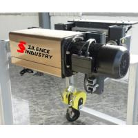 Buy cheap High Speed Electric Low Headroom Hoist 5 Ton Low Effort To Lift Maximum Load from wholesalers