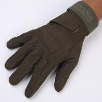 Buy cheap Outdoor Military Tactical Gloves , Cold Weather Tactical Gloves Impact Resistance from wholesalers